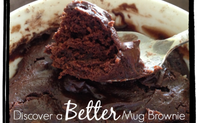 {Recipe} A Better Mug Brownie