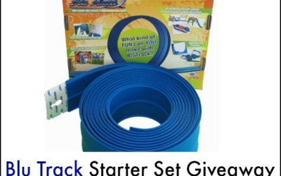 This Blu Track #giveaway ENDS TOMORROW! Enter to #win a Starter Set valued at $45! (Ends Nov 24)