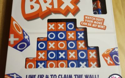 Blue Orange Games' Brix Board Game Review