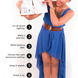 How to Make a Fashion Book with Blurb + Save 25% on print book orders of $75+ at Blurb!