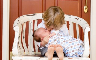 Baby Blues: Preventing Jealousy In Older Children