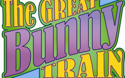 The National Railroad Museum ~ Great Bunny Train (April 12 and 13)