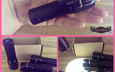 {Review} BYB USB LED Flashlight