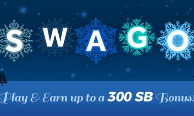 It's a Swago Wonderland at Swagbucks!
