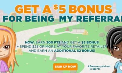 May Referral Bonus at Swagbucks – Earn $5 Per Referral