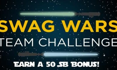 Swag Wars Team Challenge at Swagbucks US