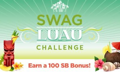 Swagbucks US Swag Luau Team Challenge
