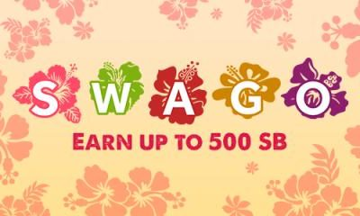 August Swago Begins Today on Swagbucks US