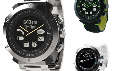 {Holiday Gift Guide} COGITO Classic Smartwatch