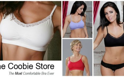 Looking for a great bra? Meet Coobie & save 25% on your order!