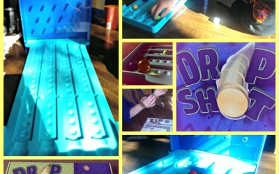 {Holiday Gift Guide Review} PlaSmart Drop Shot Board Game