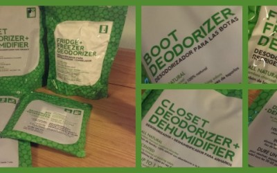 {Review} Ever Bamboo Charcoal Deodorizers