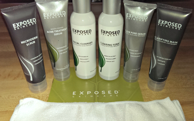 A Review of Exposed Skin Care