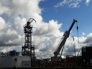 Shale Gas Fields Help to Cut Down on Landscape Abuse