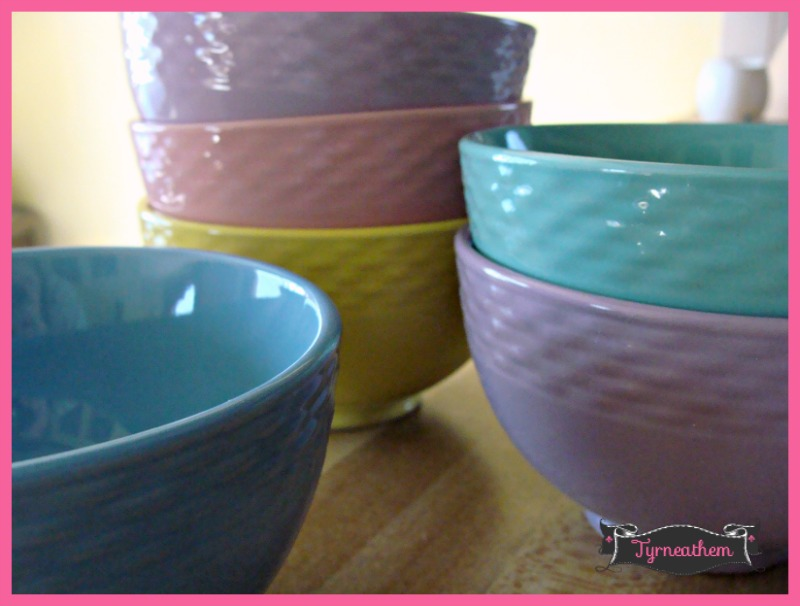 {Review} Francois et Mimi Ice Cream Bowl Set