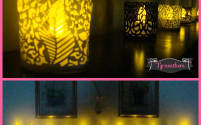 {Review} Frux Home & Yard™ Flameless Tea Lights With Decorative Wraps