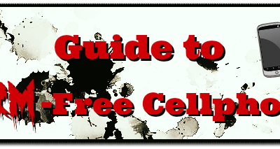 Gazelle's Guide to Germ Free Cellphones