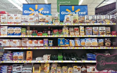 Gluten-Free Groceries for Less at Walmart