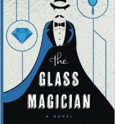 {Teaser Tuesday} The Glass Magician