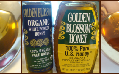 {Review} Golden Blossom Honey & Organic White Forest Honey