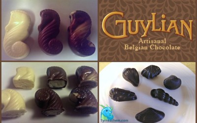 {Review} Guylian Artisanal Belgian Chocolates