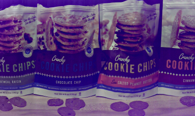 {Back to School Review} HannahMax Baking Cookie Chips