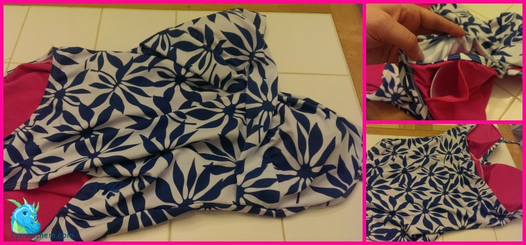 {Review} Hapari Swimwear Plus-Size One-Piece & Board Shorts