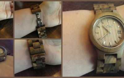 {Review} JORD Ely Series Wood Watches
