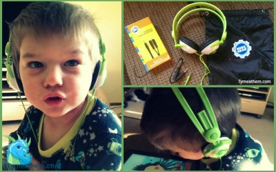 {Review} Kidz Gear Headphones