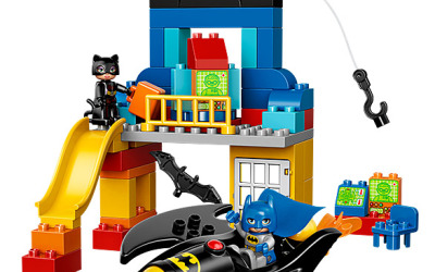 ENDS TOMORROW! LEGO DUPLO Batcave Adventure #giveaway! THREE lucky entrants will each #win LEGO DUPLO Batcave Adventure sets! (Ends Oct 24)