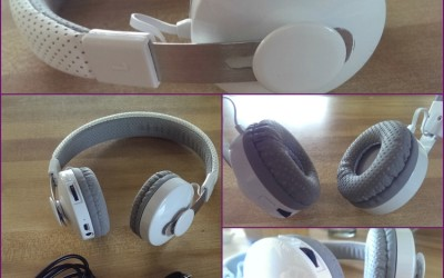 {Review} LilGadgets Untangled Bluetooth Headphones for Children
