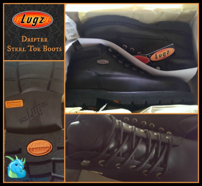 {Review} Lugz Drifter Steel Toe Boots