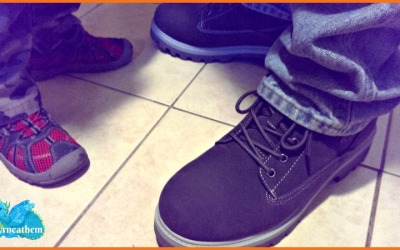 {Holiday Gift Guide Review} Lugz Men's Empire WR Boots
