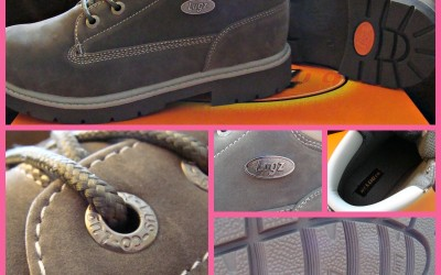 {Review} Lugz Women's Shifter Work Boots
