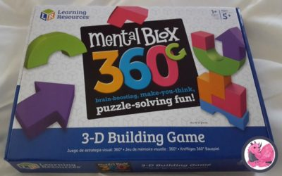 Learning Resources' Mental Blox 360 3D Building Game Review