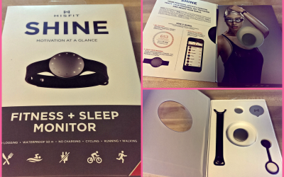 {Review} Misfit Shine Activity & Sleep Tracker