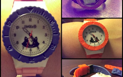 A #HolidayGiftGuide #review! Mix & match fashionable fun with Moffett Scented Watches!