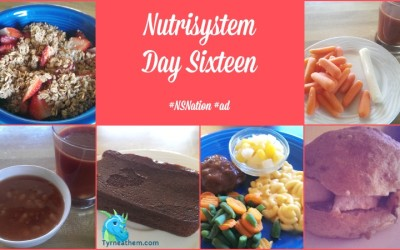 {Nutrisystem Nation} Day Sixteen