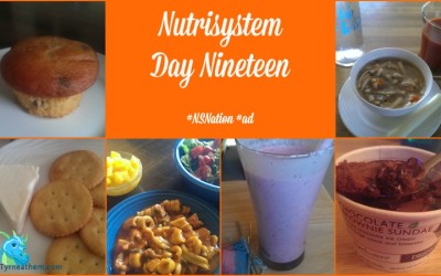 {Nutrisystem Nation} Day Nineteen