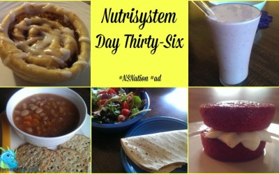 Nutrisystem Day Thirty-Six
