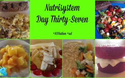 Nutrisystem Day Thirty-Seven