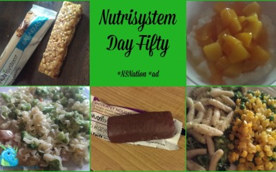 {Losing It} Nutrisystem Day 50