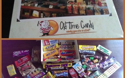 A #HolidayGiftGuide #review! Old Time Candy brings you the classic candy you remember!