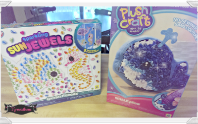 {Review} Orb Factory Sun Jewels & Plush Craft