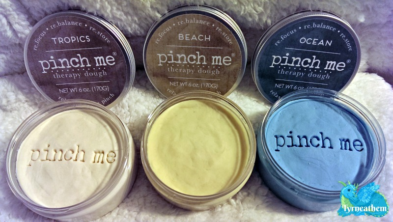 {Holiday Gift Guide Review} Pinch Me Therapy Dough