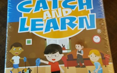 PlaSmart's Catch and Learn Educational Game Review