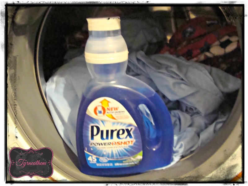 {Review} Purex Powershot Laundry Detergent