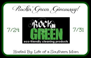 Don't miss this giveaway! Enter to #win Rockin' Green Smashing Watermelon Laundry Detergent! (Jul 24 to 31/ US)