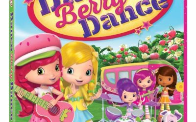 Strawberry Shortcake: Dance Berry Dance DVD Giveaway (Congrats, Janet!)