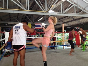 Join a Muay Thai Camp in Thailand for a Special Holiday